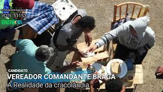 A REALIDADE DA CRACOLÂNDIA