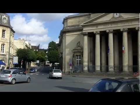City Centre, Caen, France.