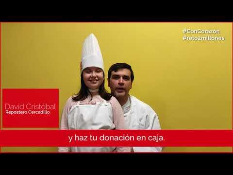 Desayunos y Meriendas Con Corazón - #8 David Cristóbal