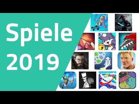 Die besten Spiele Apps für 2019 (Android & iPhone)