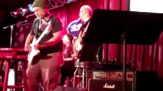 """Look Over Yonder"" Jimi Hendrix 73rd Birthday Celebration Tribute @BB Kings Blues Club NYC 11-27-15"