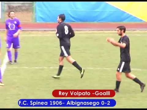 Preview video F.C. Spinea 1966 - A.S.D.Albignasego Calcio 1-2 (07.01.2018)