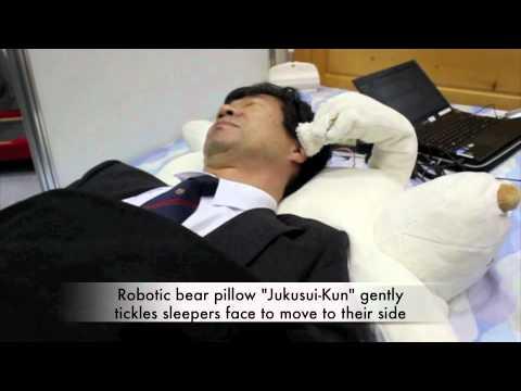 Robot Polar Bear Is Gentler Than Your Spouse