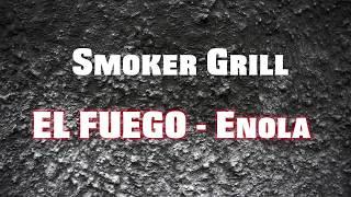 El Fuego Enola Smoker Grill Aufbauanleitung