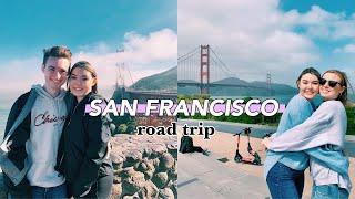 SPRING BREAK WEEKEND IN MY LIFE | San Francisco Road Trip 2020