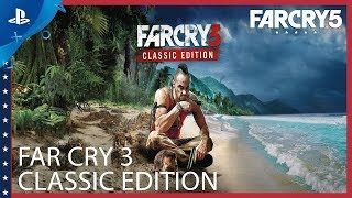 Far Cry 3 Classic Edition - Announcement Trailer | PS4  IMAGES, GIF, ANIMATED GIF, WALLPAPER, STICKER FOR WHATSAPP & FACEBOOK