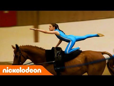 Nickelodeon Sommerspiele on Tour | Folge 31 | Voltigieren | Nickelodeon Deutschland