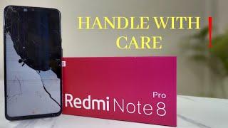 Redmi Note 8 Pro Durability Test   SCRATCH WATER BEND DROP   Gupta Information Systems   Hindi