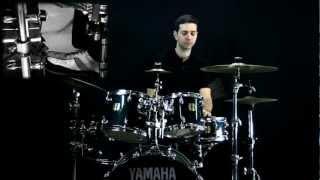 Bossa Nova Variations On Drums