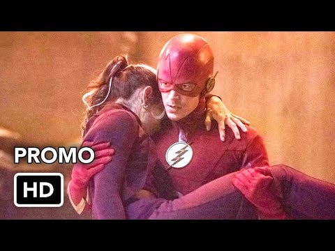"The Flash 5x19 Promo ""Snow Pack"" (HD) Season 5 Episode 19 Promo"