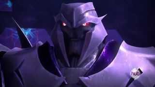 Transformers Prime. отрывок №4. смешной перевод.
