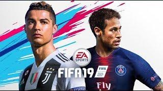 FIFA 19 ÖZEL YAYINI ft. FUTBOLCULAR, YAYINCILAR VE ÜNLÜLER!
