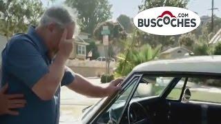 HISTORIA REAL del reencuentro de un hombre con su primer coche después de 30 años
