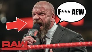 5 Times WWE DISSED AEW!