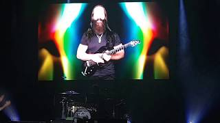 Steve Vai - The audience is listening (with John Petrucci) - São Paulo - 04/06/17