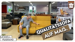Relaxcouch Filigrano - Auf Maß! Keller-Sitzwerk
