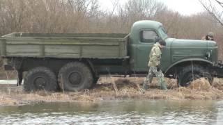 OFF-ROAD ЗИЛ 157 Выезд№2 Весенний выезд в луга