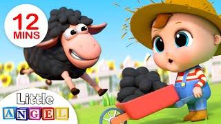 Baa Baa Black Sheep   Nursery Rhymes by Little Angel