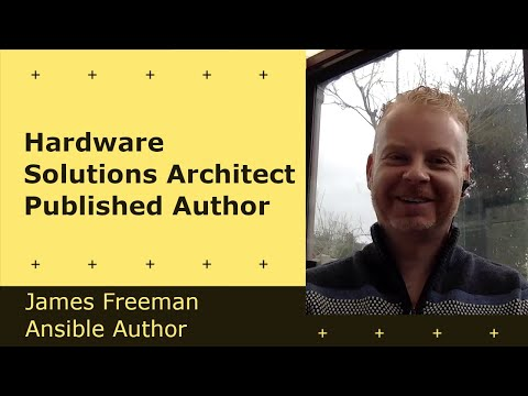 Cover Image for James Freeman | Solutions Architect and Author