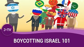 MUST WATCH! Find out why the BDS movement has it wrong and Boycotting Israel is a terrible idea!