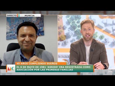 Watch videoEntrevista en 7TV a Victor Martinez - Presidente de ASSIDO