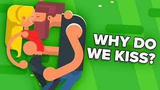 The Science Behind Kissing (Why Do We Kiss)