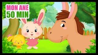 Mon âne - Comptines Titounis pour les enfants - Monde des petits