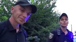 Поліція Вінниці.Поверхневий огляд мусорської сонати)))