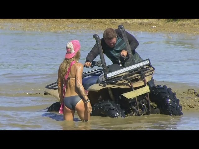 ATV Mud Fails and Wrecks