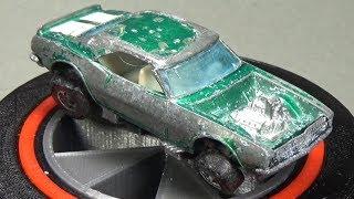 Extreme Redline Restoration: Hot Wheels 1969 Heavy Chevy Camaro