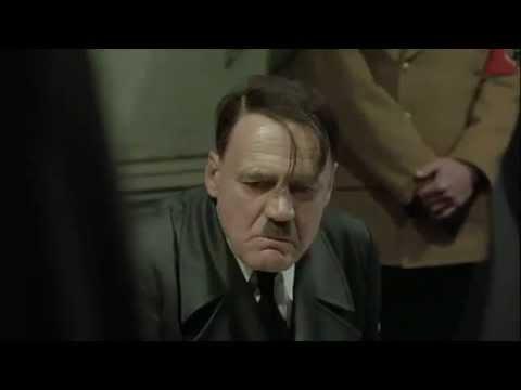 Hitler lên tiếng vì bị chế quá nhiều