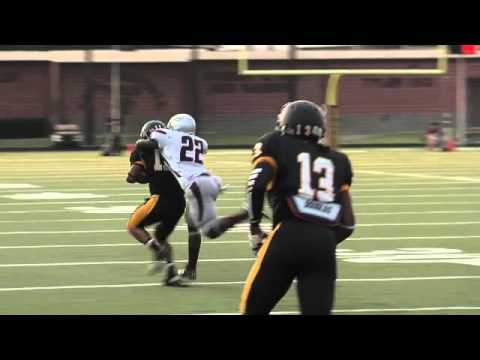 TJC vs Fort Scott Football
