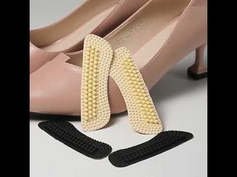 4D heel liner