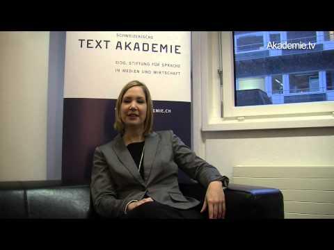 CAS Texter / CAS Texterin: Mona Blum, Studentin