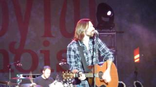 THIRD DAY LIVE: Sing A Song (Joyful Noise Festival 2010)