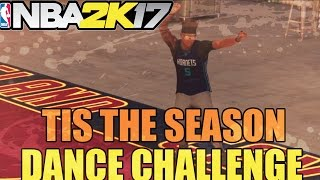 BEST DANCE CHALLENGE OUT NOW!!! | CLEANEST DANCE MOVES | #TIS THE SEASON DANCE CHALLENGE!!