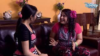 Best of Luck Nikki | Episode 98 | Happy New Year | Disney Channel