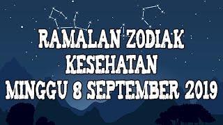 Ramalan Zodiak Kesehatan Minggu 8 September 2019