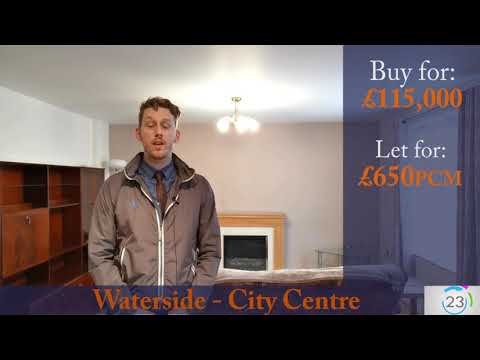 Lancaster City Centre apartment with 6.7% Gross Return