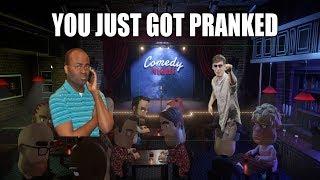 Prank Call  - Comedy Night