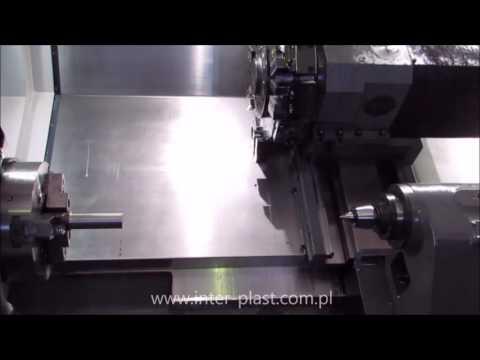 Tokarka CNC - CNC Lathe - CNC Drehmaschine - SAMSUNG T CENTER PL 35 MC1500 - zdjęcie