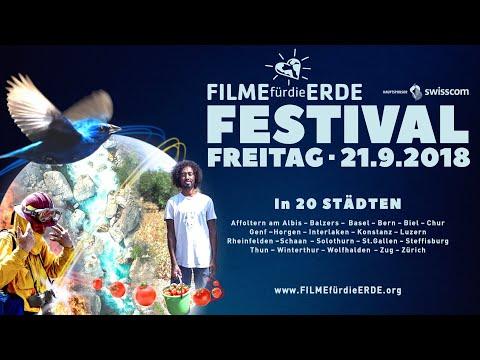 Livestream Filme für die Erde Festival 2018