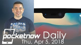 OnePlus 6 notch solution, iPhone UI design future & more - Pocketnow Daily