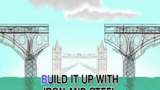 London Bridge Is Falling Down(ロンドン橋落ちた)