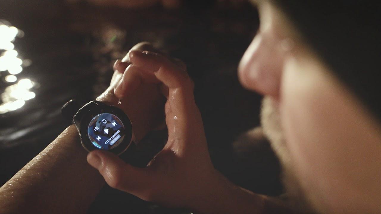 Samsung Galaxy Watch: Musik