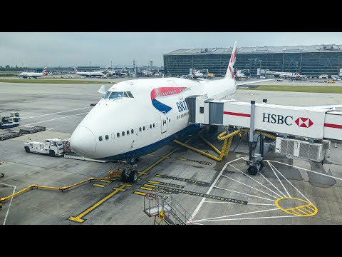 British Airways 747-400 Business Class Seat Review | Aviation Geeks