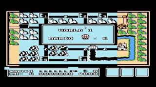 Super Mario Bros. 3 Corruption -1