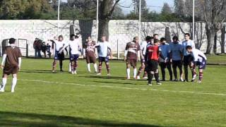preview picture of video 'Dep. Merlo 1 vs Platense 1'