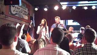 Joey + Rory -- Play The Song -- Video Shoot