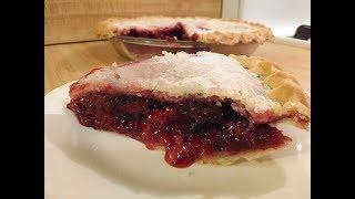 Blackberry Pie With Frozen Berries